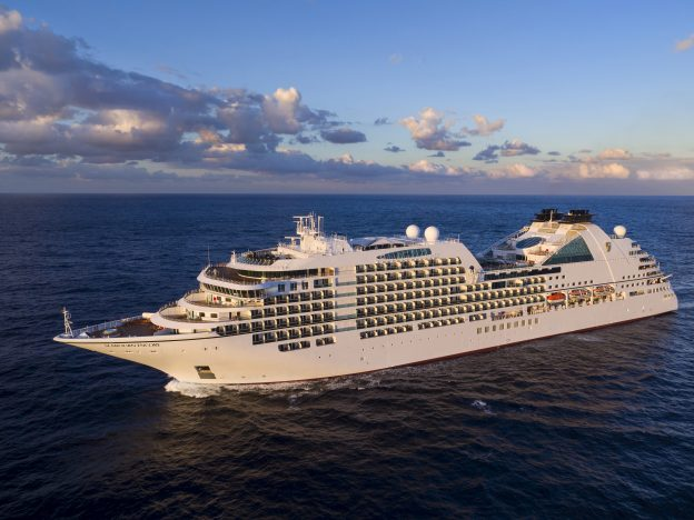 Seabourn Encore - 1st Departure from Venice - Italy