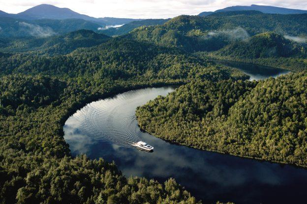 Gordon River Bend, Tasmania